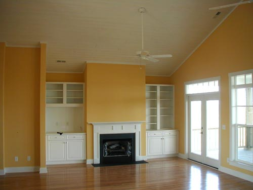 Wilmington nc decks and porches paint stain or natural finish colour solutions for Interior design school wilmington nc
