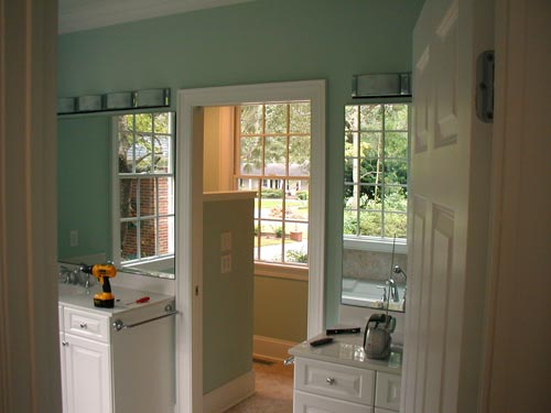 Interior Painting, Kitchen