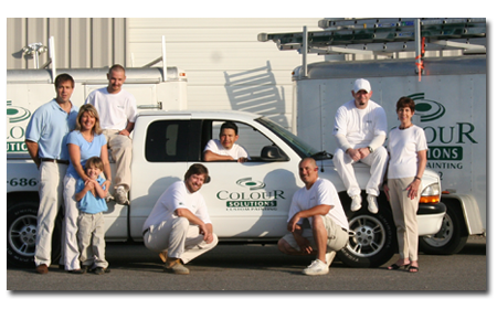 Painter in Wilmington NC, About Our Painting Company | Colour ...