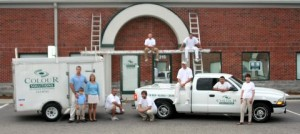Colour Solutions Painting Team