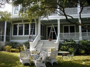 Deck and Patio Maintenance