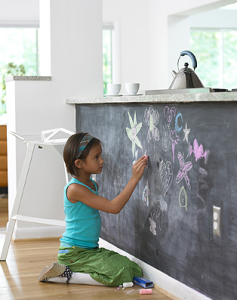 Ideas for Chalkboard Paint