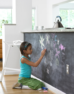 Ideas for Chalkboard Paint | Colour Solutions