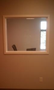 Commercial Interior Window